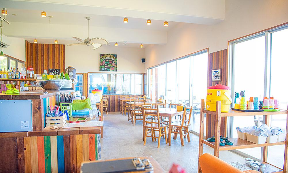 古宇利島フクルビ 古宇利島飲食店 カフェ