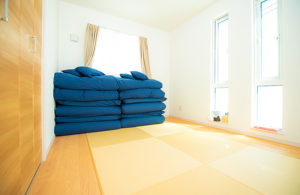 宿泊 和室畳スペース